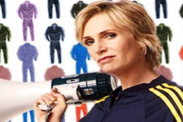tracksuit rule sue sylvester glee