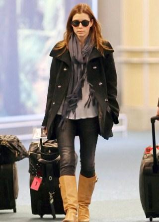 6 Celebrity Style Tips From The Flight Path To Your Footpath Fox