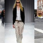 7 ways to wear Pyjama Pants without looking like you've slept-in