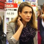 Celebrities shopping with their kids