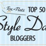 The Fox in Flats Top 50 Style Dare Bloggers, 2012