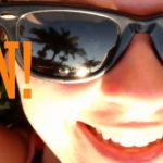 WIN Designer Sunglasses – the only thing that'll ever really cover those tired eyes!