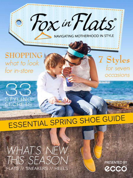 The Fox in Flats Essential Spring Shoe Guide