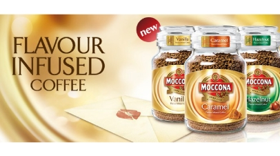Moccona Flavour Infused Coffee