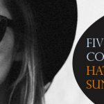 Be a Cover-up Connoisseur with these Classic Hat & Sunglasses Combinations