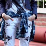 TREND TO TRY: The Shirt Around The Waist