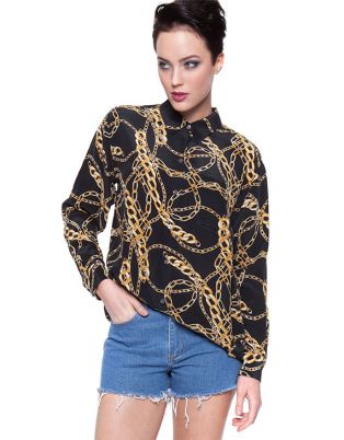 Daddy-Single-Pocket-Scarf-Print-Blouse-49935-1-product