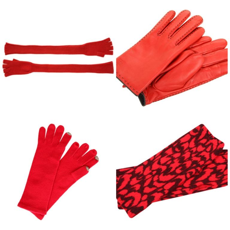 Red Gloves