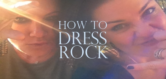 Sarah mcleod talks rock fashion with Fox in Flats Andrea Michelle