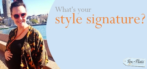 whats your style signature