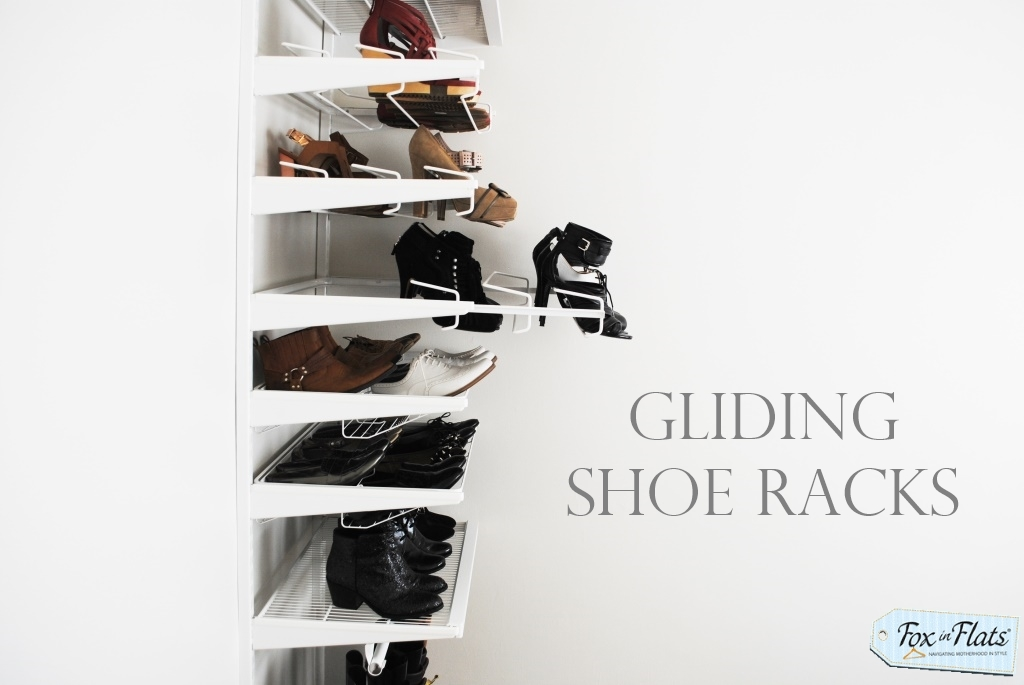The Day I Got A Shoe Library