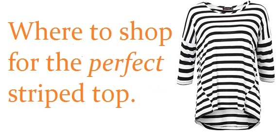 where to shop for the perfect striped top