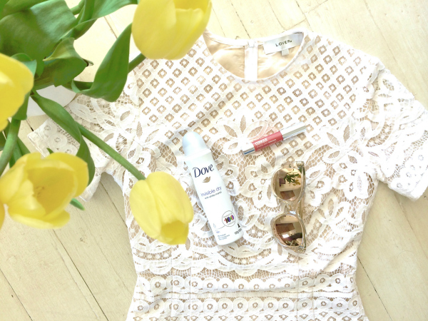 spring essentials dove