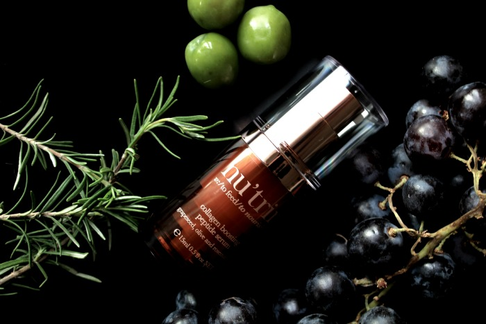nu'trir collagen boosting peptide serum by Fox in Flats Andrea Michelle