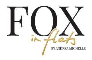 Fox In Flats - by Andrea Michelle