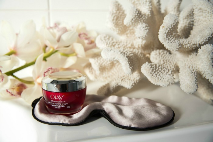 olay regenerist micro-sculpting cream moisturiser night