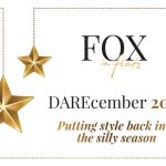 DAREcember 2018: Putting style back into the silly season